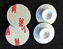 3M Adhesive-Backed Snaps