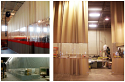 Industrial, washbay & roll curtains
